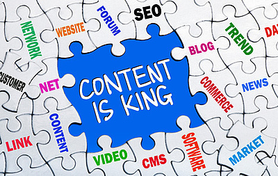 Content is king | Blog | Lemm Werbeagentur